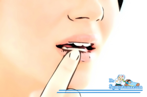 start treatment of cold sore